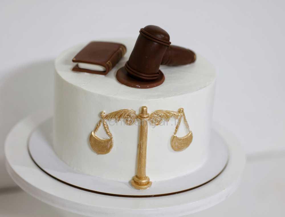 کیک وکالت