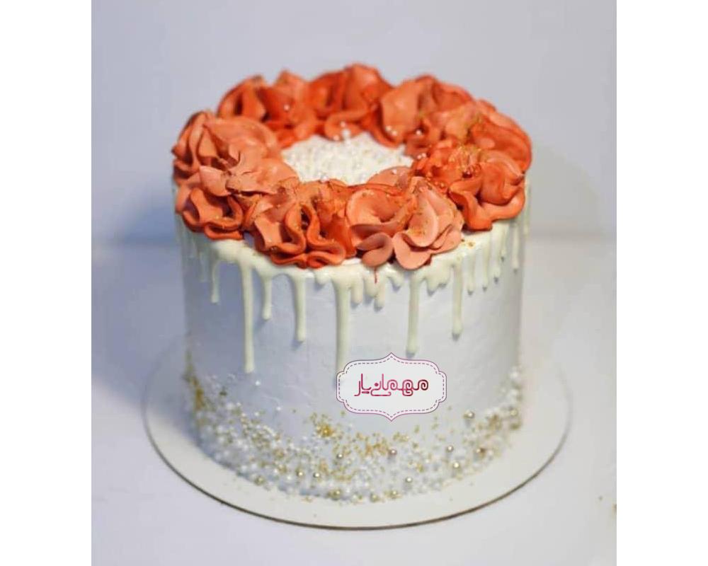 کیک مرجان