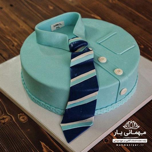 کیک پیراهن مردانه «2»