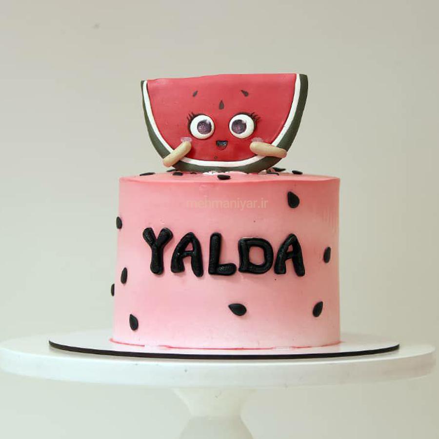 کیک یلدا