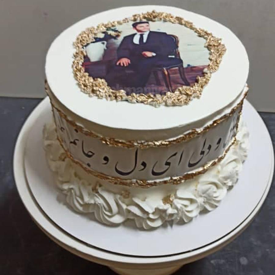 کیک چاپ تصویر