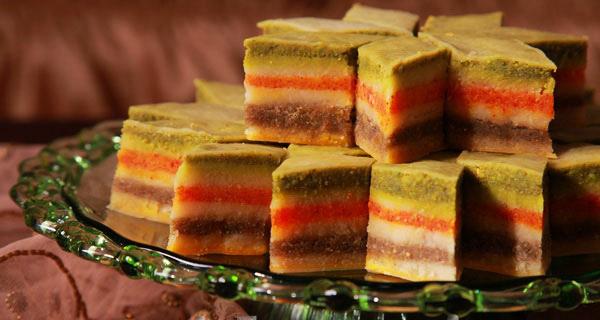 شیرینیپزی در ایران