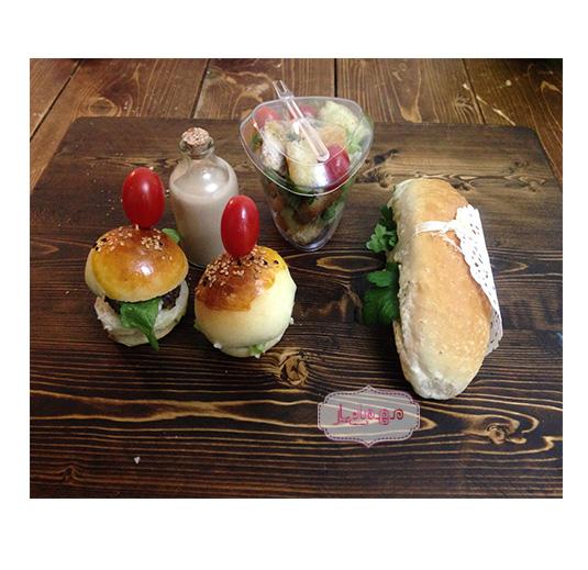 بسته پذیرایی ناهار «2»
