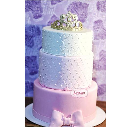 کیک لاکچری عروسی