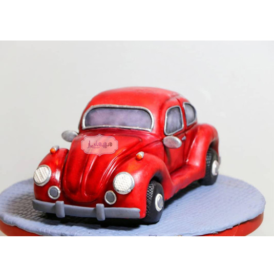 کیک ماشین سه بُعدی