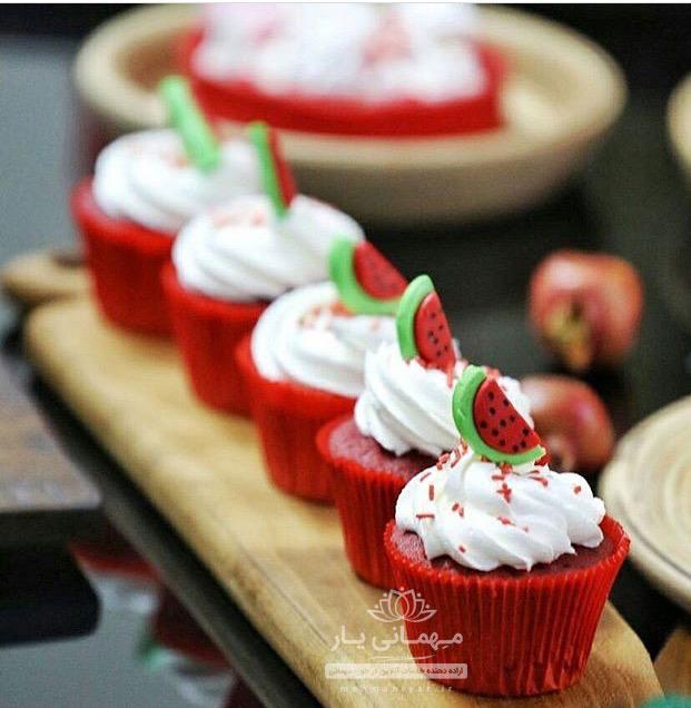 کاپ کیک یلدا