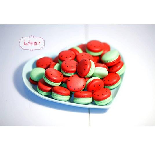 ماکارون هندوانهای