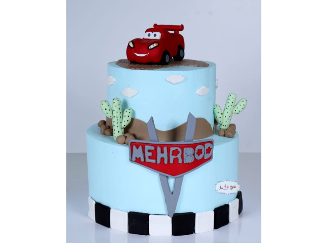 کیک مک کویین