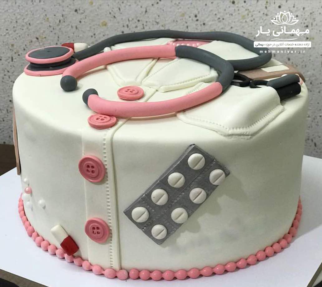 کیک پزشکی