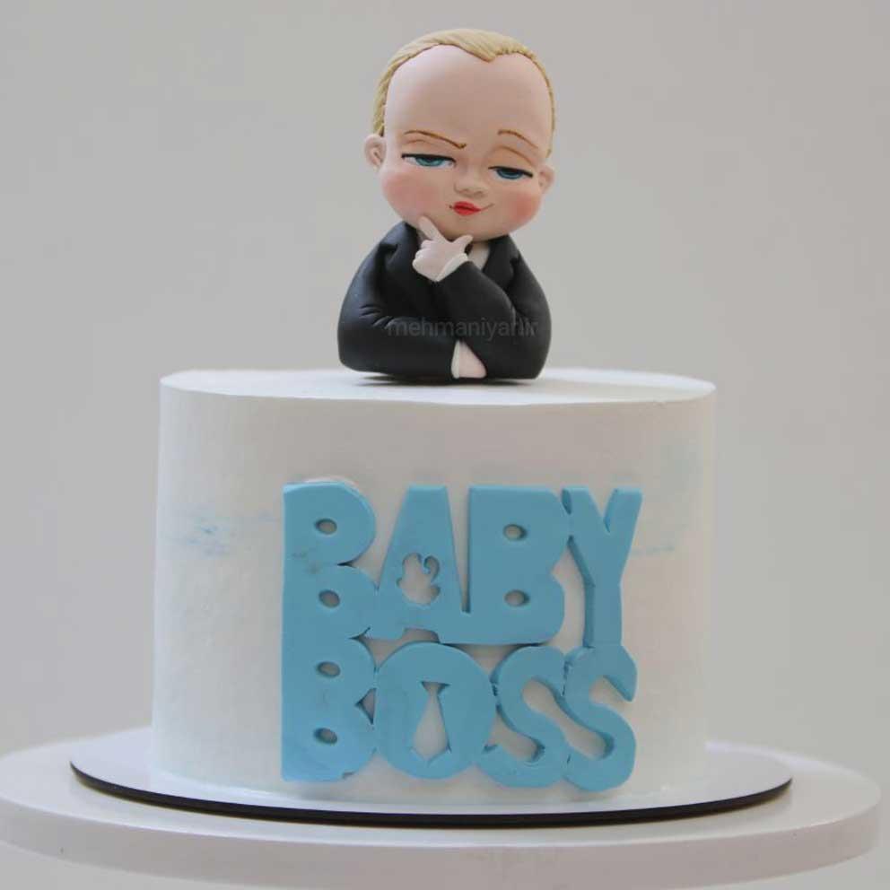 کیک بچه رئیس