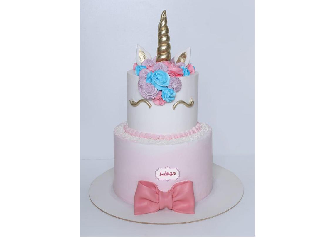 کیک اسب تک شاخ