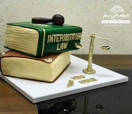 کیک وکیل