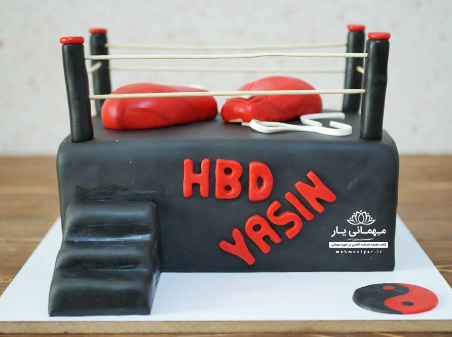کیک بوکس